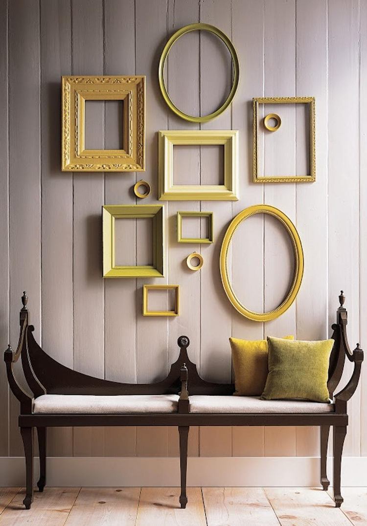 como-decorar-com-molduras, molduras, how-to-decorate-with-frames, frames, decoration
